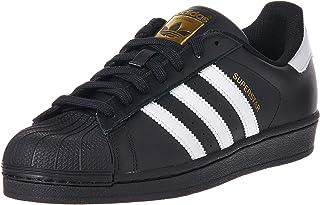 adidas superstar blanche et noir brillant