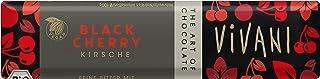 Vivani Black Cherry Dark Chocolate Bar Vegan 1.24oz