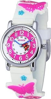 ZEIGER Time Teacher Little Girls Boys Children's First Wrist Kids Watches New 02