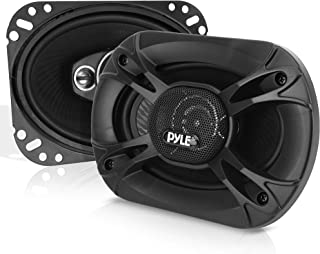 """3-Way Universal Car Stereo Speakers - 400W 6"""" x 8"""" Triaxial Loud Pro Audio Car Speaker Universal OEM Quick Replacement Com... photo"""