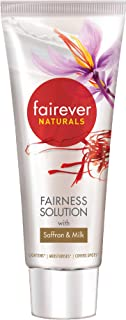 Fairever Fairness Cream 50gm with Active extracts of saffron and milk