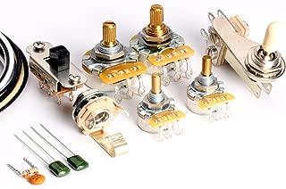 jazzmaster electronics kit
