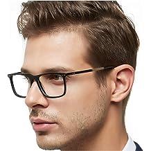 54f43d634a OCCI CHIARI Non-Prescription Eyewear Frame Clear Eyeglasses Men Optical  Glasses .