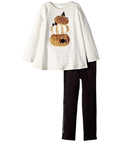 Halloween Pumpkin Tunic and Leggings Two-Piece Set (Infant/Toddler)