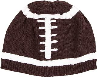 crochet newborn football hat