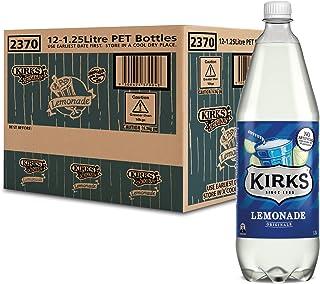 Kirk's Lemonade 1.25L x 12