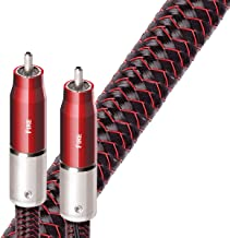 Audioquest Fire RCA to RCA Analog Audio Interconnect Cables - 9.84 (3m) - 2-Pack