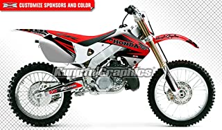 custom cr125 graphics