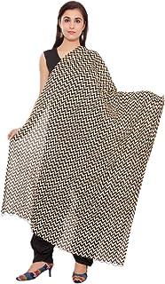 27c3f41090 Amazon.in: Browns - Chunnis & Dupattas / Ethnic Wear: Clothing ...