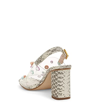 Louise et Cie Kamber 2 (Clear Grey/White) High Heels