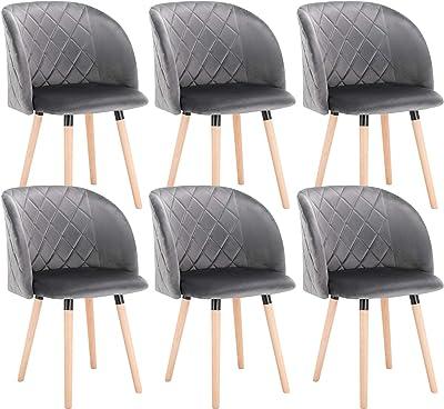 MCC Lot de 2 Chaises du Style DSW Inspire par Eames chaises