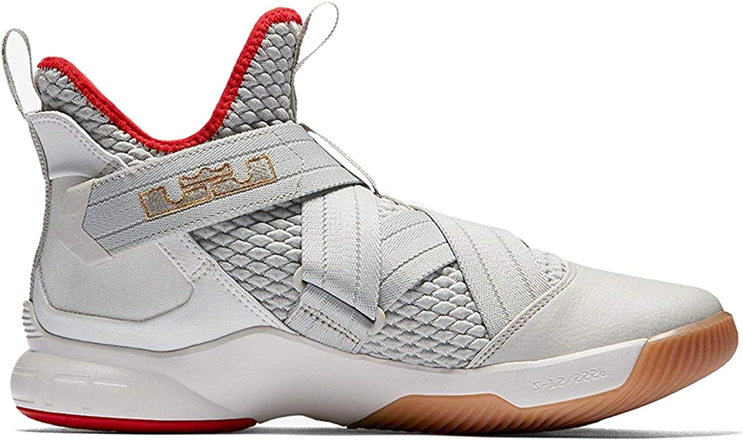 best website 6153f 00109 NIKE Men's Zoom Lebron Soldier XII Basketball shoes (12-M ...