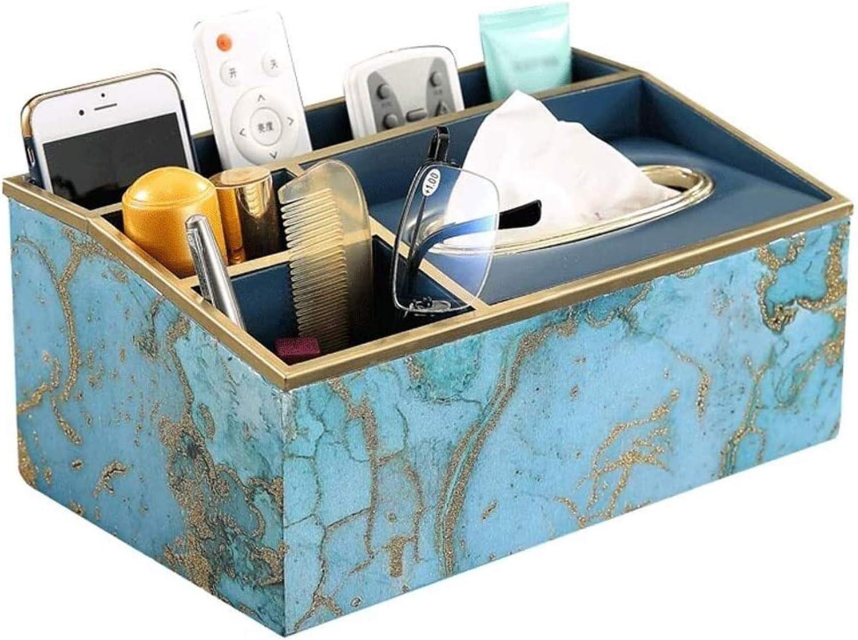 Tissue Box Holder Manufacturer regenerated product Cover Alternative dealer Golden Marin Blue Land