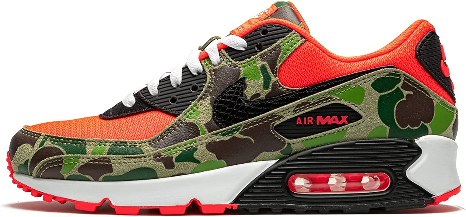 Nike Air Max 90 Reverse Duck Camo 2020 CW6024-600 US Size