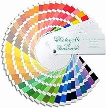 Color Me A Season Color Fan - Spring