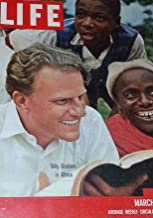LIFE Magazine - March 21, 1960 -- Cover: Billy Graham in Africa