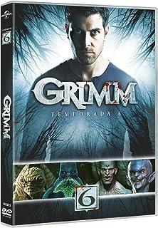 Grimm (TV) - Temporada 6 [DVD]