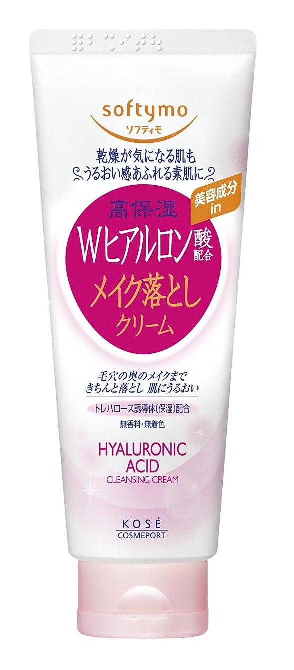 苦味金属勧告ソフティモ スーパークレンジング HA ヒアルロン酸(210g)