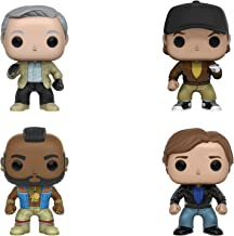 Funko A-Team: POP! TV Collectors Set Includes Hannibal, Murdock, B.A. Baracus & Faceman