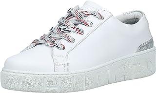 Tommy Hilfiger Glitter Detail Dress Sneaker Women's Shoes