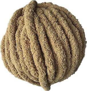 6balls/lot 1500g Super Chunky Chenille Yarn Thick Wool Yarn for arm Knitting Blanket Winter Warm Crochet Needle,C04