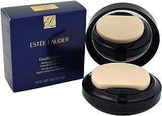 Estee Lauder Women's Double Wear Makeup To Go Liquid Compact, 3C2 Pebble, 0.40 Ounce