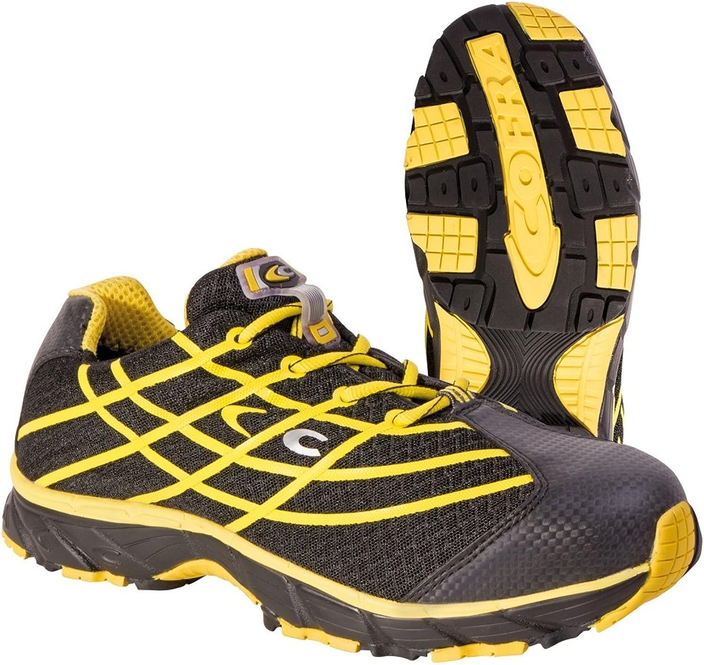 Cofra JV036-000.W46 Size 46 S1 P SRC  New Alien  Safety shoes - Black - EN safety certified