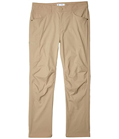 Royal Robbins Bug Barriertm Active Traveler Pants (Khaki) Men