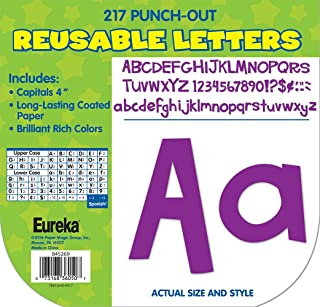 Best bulletin board letters punch out Reviews