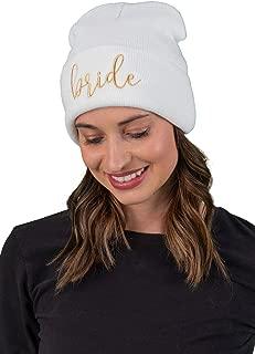 bride winter hat