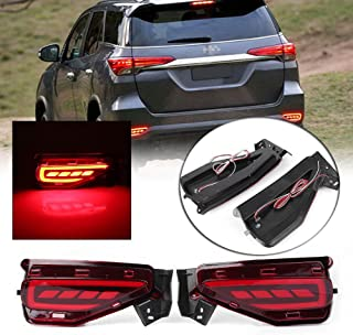 Best toyota fortuner tail light replacement Reviews