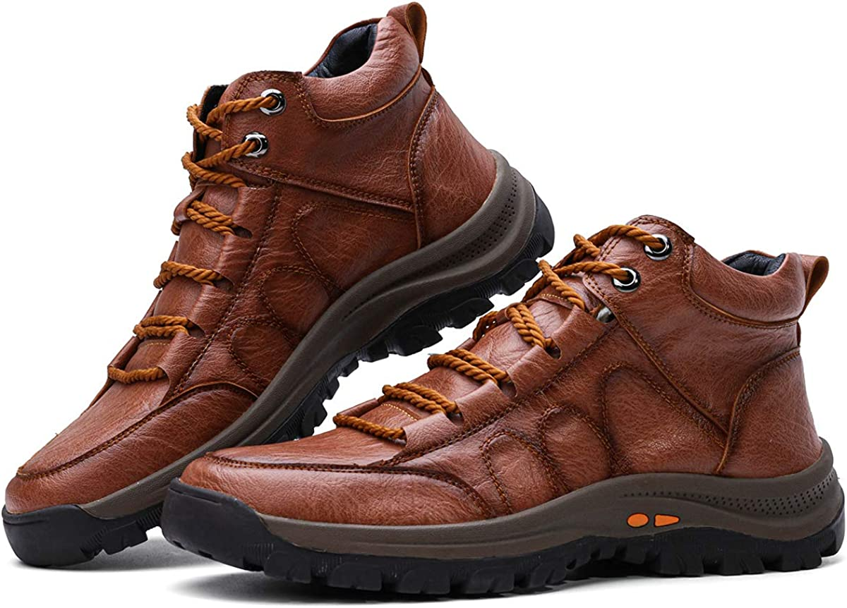 gracosy Men's Winter Hiking Boots Warm Shoes Ranking TOP8 Spo Challenge the lowest price of Japan ☆ Fashion