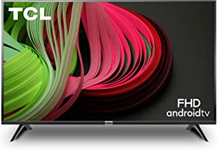 TCL 100 Cm 40 Inches Full HD Certified Android Smart LED TV 40S6500FS Black 2020 Model