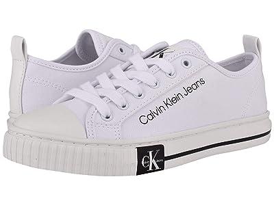 Calvin Klein Clary (White/White/White) Women
