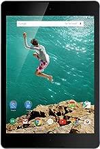 Google Nexus 9 Tablet 8.9-Inch, 16GB, Black, Wi-Fi (Renewed)