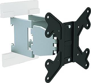 STARPLATINUM テレビ壁掛け金具 TVセッターアドバンス SA114 Sサイズ 26-46インチ対応 ホワイトシルバー