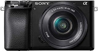 Sony Alpha 61000 APS-C-camera met snelle autofocus - ILCE-6100L