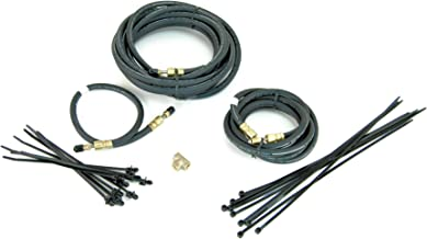 Sturdy Built Single Axle Trailer Brake Line Kit with Flexible Hydraulic Rubber Hoses