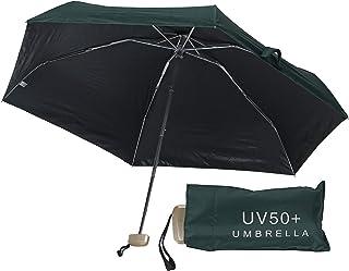 【BeSHiNY】折り畳み傘 折りたたみ傘 レディース 軽量 晴雨兼用 コンパクト 日傘 UPF UVカット 収納ポーチ付き