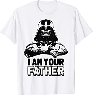 i am your father darth vader shirt