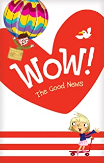 Wow! The Good News Tract 20-pack
