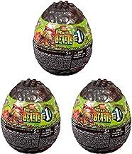 Breakout Beasts Slime Eggs Series 1 (Pack of Three Surprise Eggs)