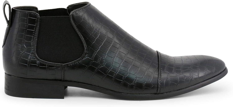 Duca di Morrone JONES_BLACK Ankle boots