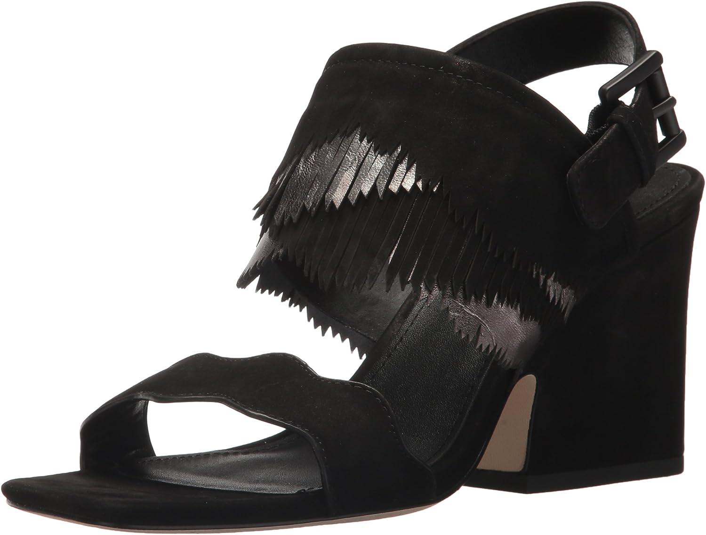 Donald J Pliner Womens Mylo Heeled Sandal