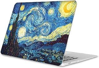 Van GOGH GIRASOLI MacBook Pro 13 15 2018 rigida art design MacBook Air 13