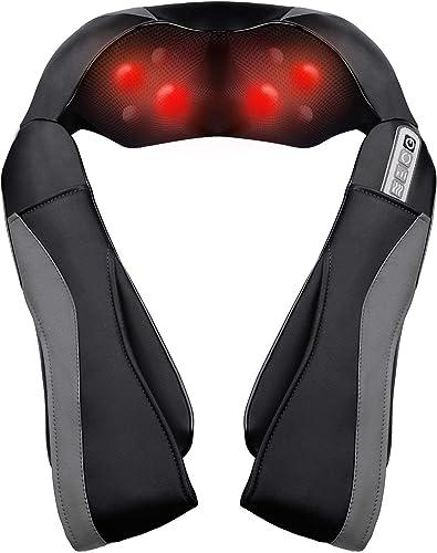 Mejor valorados en Cojines de masaje eléctricos & Opiniones útiles ...