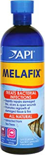 API MELAFIX Freshwater Fish Bacterial Infection Remedy 16-Ounce Bottle