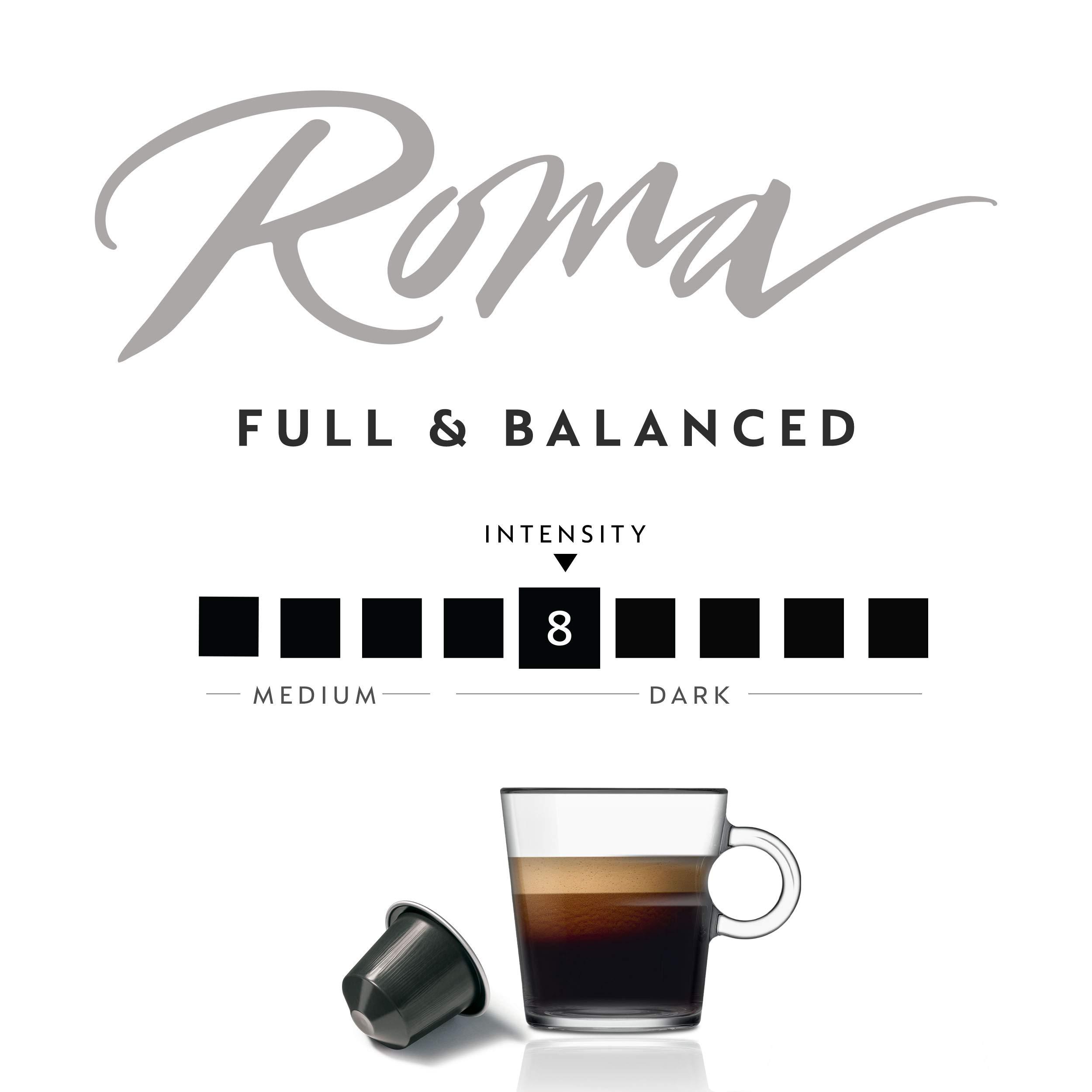 Roma Best Nespresso Capsules