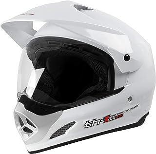 Pro Tork Capacete Th1 Vision 60 Branco
