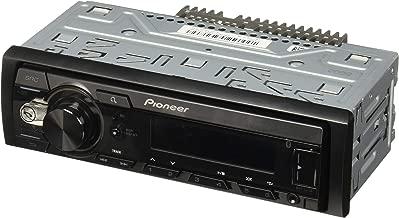 Pioneer MVH-S215BT Receptor de Medios Digitales con Bluetooth - Set of (Negro)